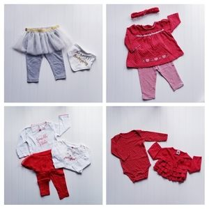 Girls Holiday Clothing - 9 Month
